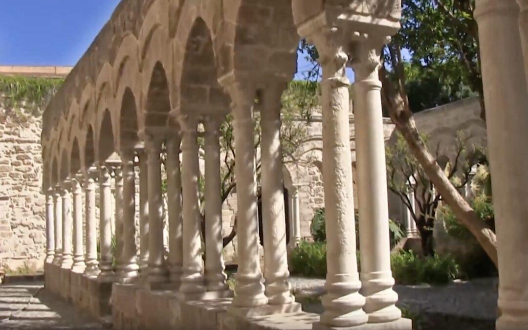 Palermo – Chiostro e chiesa di San Giovanni degli Eremiti