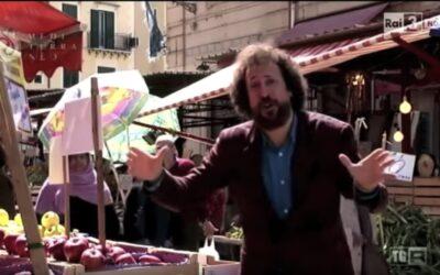 Il Cunto del mercato di Ballarò – Salvo Piparo Palermo