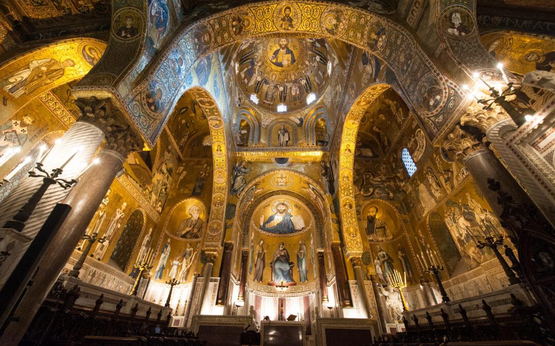 PALERMO – Palazzo dei Normanni e Cappella Palatina